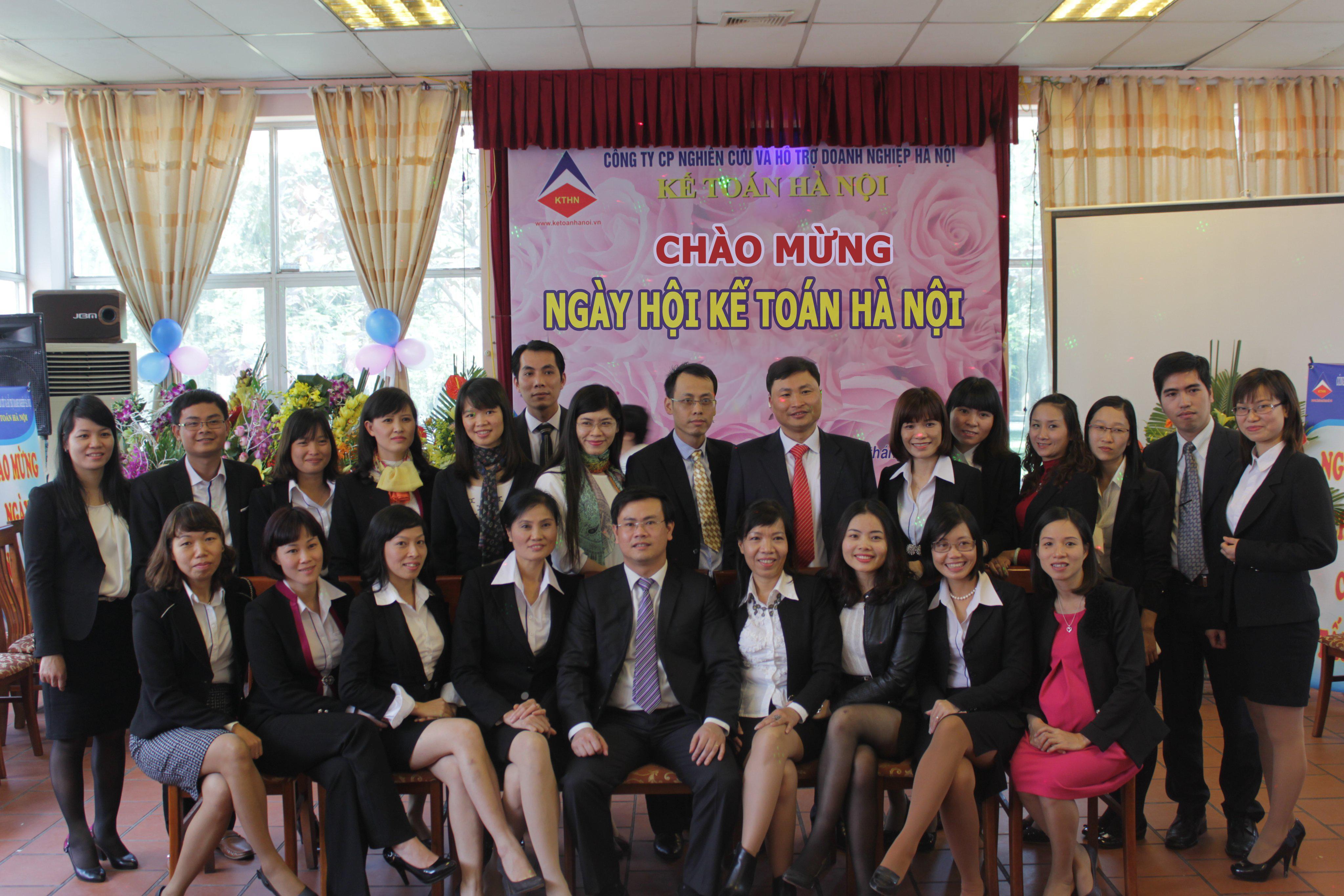 Công ty Cổ phần Kế toán Hà Nội