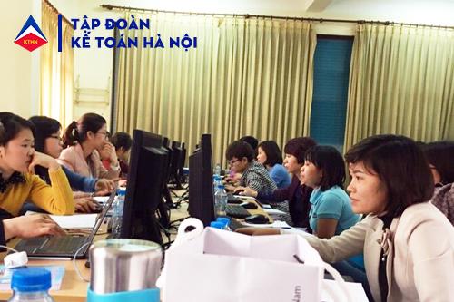 Lớp ôn thi đại lý thuế ở Quảng Ngãi