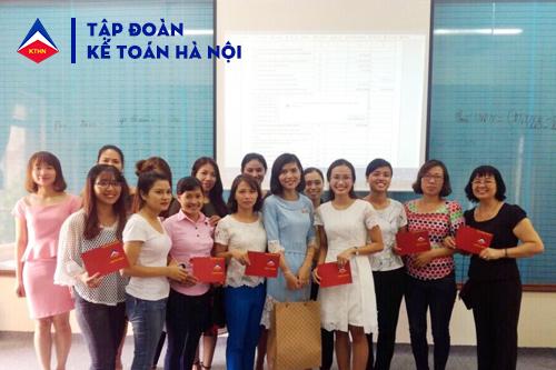 Lớp ôn thi đại lý thuế ở Bình Phước