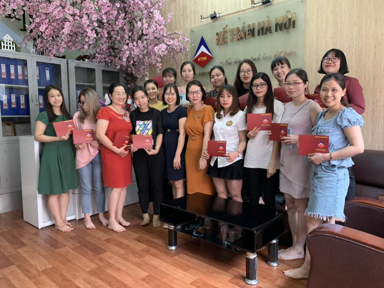 Địa chỉ học kế toán thực tế tại Bắc Ninh