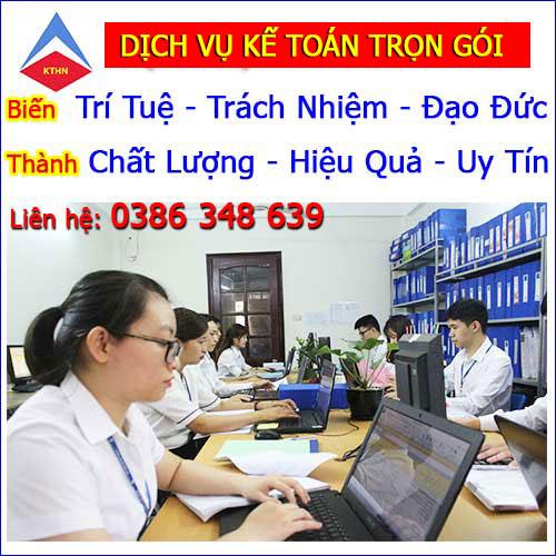 Công ty dịch vụ kế toán thuế tại quận Hồng Bàng Hải Phòng