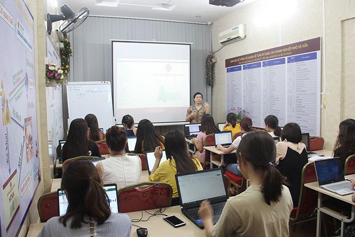 Trung tâm đào tạo kế toán tổng hợp tại Hà Đông TỐT NHẤT