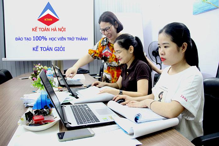 Gia sư kế toán tại Hà Nội